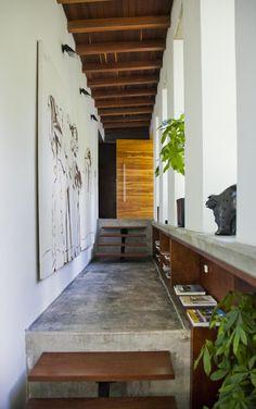 Vivienda Lago en el Cielo / David Ramírez Arquitectos #modern#concrete