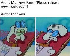 Arctic Monkeys///Memes