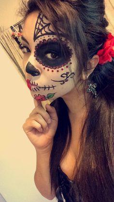 Sugar skull ❤️