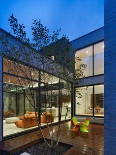 Casa Quebrada Cedarvale / Drew Mandel Architects