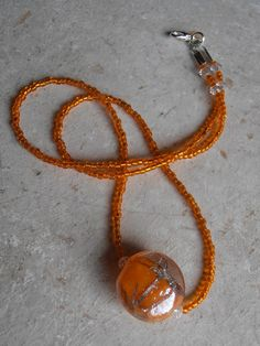 COLLANA ORANGE SUMMER