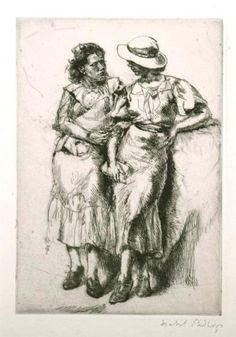 Elisabeth Bishop - Catherine Burns Gallery   Print Detail