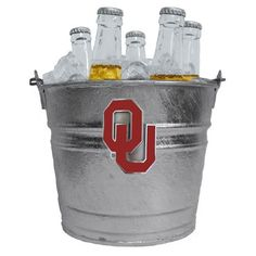 Collegiate Ice Bucket - Oklahoma Sooners