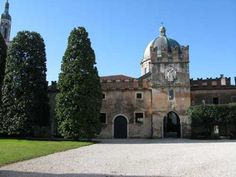 The Stables of the Castello di Thiene Italy