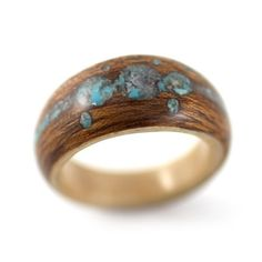 If I ever get married, I'd like me one of these!!! Simply Wood Rings - Wooden Wedding Ring Gallery
