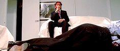 BROTHERTEDD.COM - ericscissorhands: American Psycho (2000) dir.... Christian Bale Gif, Flying Spaghetti Monster, Human Kindness, American Psycho, Pretty Words, Things To Come, Tone Words, Pretty Horses