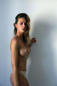 Olga Alberti by Mike Dowson