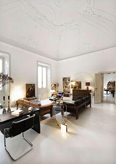 Eclectic Living Room, Elegant Living Room, Living Room Designs, Best Interior, Interior Styling, Interior And Exterior, Apartment Interior Design, Interior Inspiration, Architecture Design