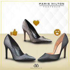Paris Hilton Footwear.