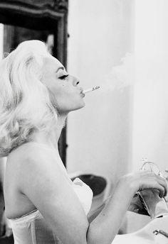 Jeanne Moreau dans La baie des anges, 1963