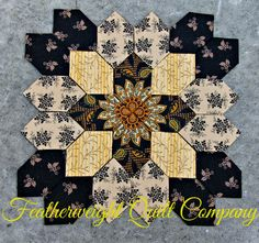 kits available at https://www.etsy.com/shop/FeatherweightQuiltCo?ref=si_shop