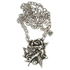 True Tattoo Necklace, $152, now featured on Fab.