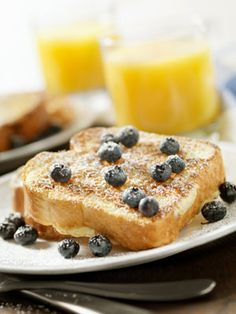 Breakfast: French Toast