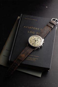 #mensaccessories #aviator #watch