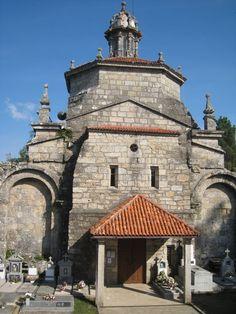 Santuario de O Val.