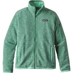 Patagonia Better Sweater Jacket - Women's Galah Green, L