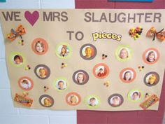 Maddycakes Muse: Teacher Appreciation Doors