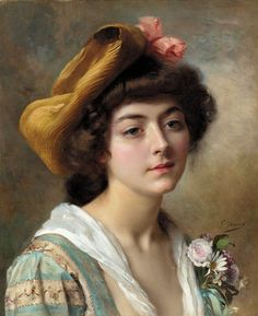 Gustave Jean Jacquet. French (1846-1909)