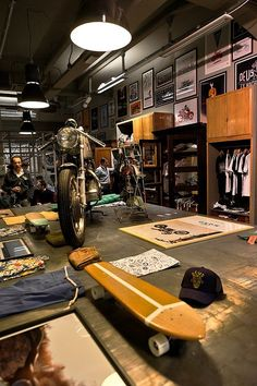Deus Ex Machina's new Milan store