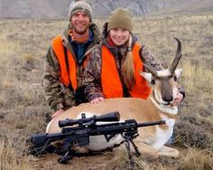 A antelope hunting success story.
