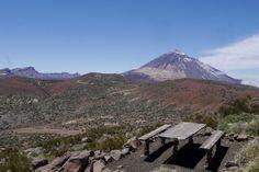 Mount Teide in the distance #gosharetenerife #visittenerife
