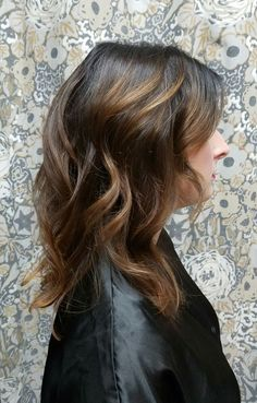 Hygge hair by Shana Montgomery, owner of Fringe Theory Salon.