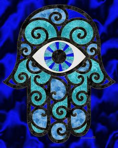 Hamsa Coloring Page And Embroidery Patterns Greek Evil EyeGreek