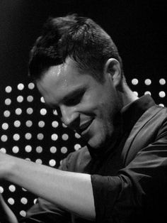 To see this picture, you must have been scrolling quite the while, which means you like what you see. Admit it. Man In Love, I Love Him, Midnight Show, Mr Brightside, Perfect Teeth, Brandon Flowers, Dont You Know, Most Beautiful Man, Go To Sleep
