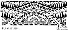 Image result for polynesian tattoo armband