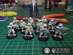 Victoria Miniatures - New Previews