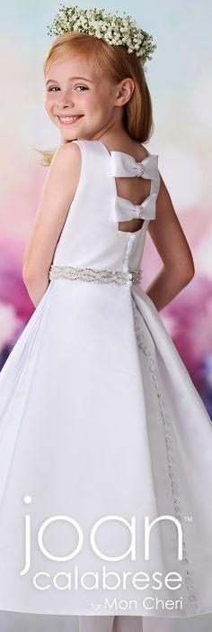 c08cd5f0b6 Joan Calabrese Flower Girl Dresses - 119382. Mon Cheri ...