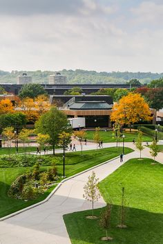The Eda U. Gerstacker Grove is a renovation of a 4-acre underutilized campus quad at the center of the University of Michigan's North Campus, home to the Schools of Engineering, | Read More