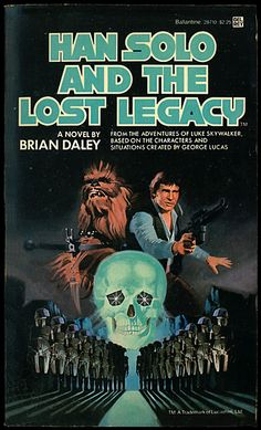 Brian Daley - Han Solo and the Lost Legacy