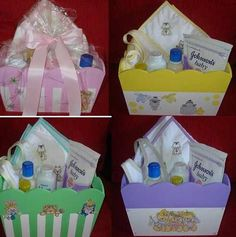 Portacosmeticos Pañalera Bebe Regalo Nacimiento Baby Shower (Porta ... Baby Baskets, Gift Baskets, Decoupage, Baby Shower Gifts, Baby Gifts, Balloon Gift, Baby Shawer, Magic Box, Box Frames