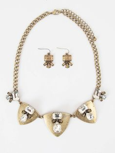 Altar'd State Warrior Princess Jewelry Set