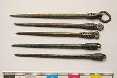 Viking age / Dress needle/ Gotland