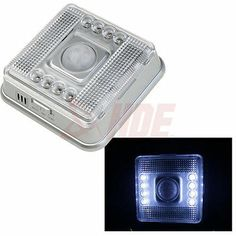 1000 Images About Battery Powered Motion Lights On