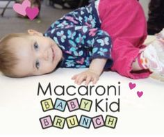 You're Invited ~ Macaroni Kid Baby Brunch. A few spots left! | Macaroni Kid #Mackid #MKBabyBrunch