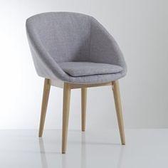 Fauteuil de table Jimi La Redoute Interieurs - Tables et chaises