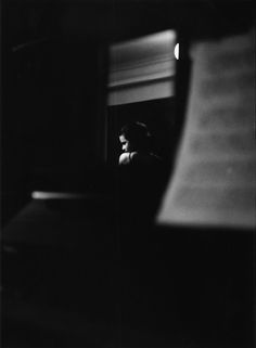 ☾ Midnight Dreams ☽ dreamy & dramatic black and white photography - Ricard Terré 1955
