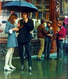London in the 60's