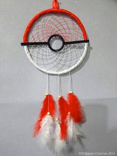 15. POKEMON INSPIRED DREAM CATCHER IS IN