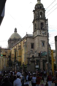 Centro Histórico en Celaya, Guanajuato