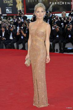 Kate Hudson no primeiro dia do Festival de Veneza 2012