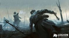 Juegos inspirados en los campos de batalla de la Gran Guerra.