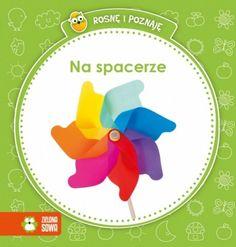 Rosnę i poznaję. Na spacerze.  #książki #dzieci #koloroweksiążeczki  http://bookinista.pl/Rosne-i-poznaje-Na-spacerze-OT,p,133998