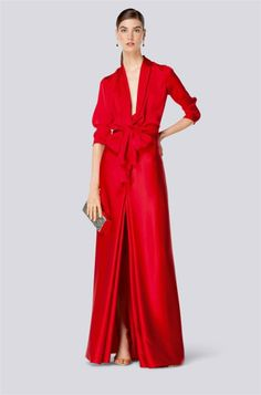 Fashion Winter Red Haute Couture 46 Ideas For 2019 The Dress, Dress Skirt, Red Fashion, Fashion Dresses, Vetement Fashion, Evening Dresses, Formal Dresses, Dress To Impress, Beautiful Dresses