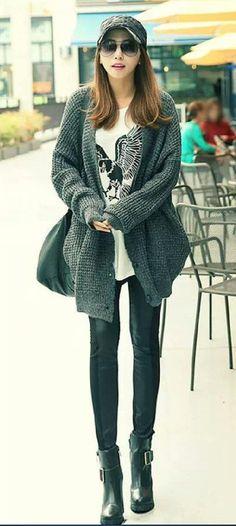 [데일리룩] 여자 가을패션코디_ 데일리룩 블로그 : 네이버 블로그