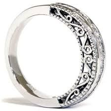 Image result for 4 Diamond anniversary ring