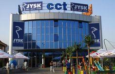 Gode tilbud til Makedonien. Udvidelsen fortsætter på Balkan, hvor JYSK Franchise åbner den første butik i Makedonien i Tetovo den 29. maj 2008. Det er den samme franchise-tager, som står bag butikkerne i Kosovo og Albanien.